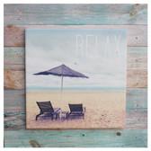 Relax Beach Trivet