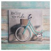 Enjoy the Ride Trivet Sign