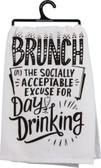 Brunch... Day Drinking