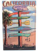 Huntington Beach Street Signs