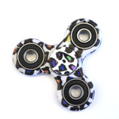 Colored Leopard Print Spinner