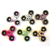 Assorted Fidget Spinners  - 1 Dozen