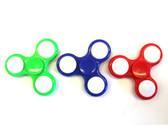 LED Fidget Spinners  - 1 Dozen