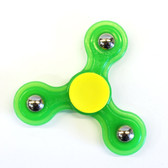 Green Ball Bearing Spinner
