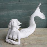 Laying Mermaid Figure