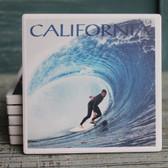 The Perfect Wave California Coaster