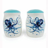 Octopus Salt & Pepper Shakers