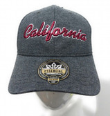 California Dark Gray Jersey Hat