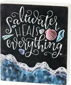 Saltwater Heals Everything