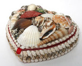 Heart Shell Box
