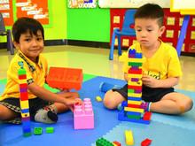 Legos for a Village School