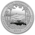 2013 5oz Silver ATB (White Mountain National Park, NH)