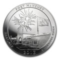 2013 5oz Silver ATB (Fort McHenry National Park, Maryland)
