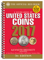 2017 Guide Book of United States Coins: Red Book - 70TH EDITION SOFT COVER
