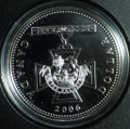 2006 Canada Brilliant Uncirculated Dollar - 150th Ann. Of the Victoria Cross