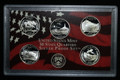 SILVER PROOF QUARTER SET RANDOM DATE 0.9 OUNCES SILVER