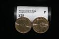 "Presidential Dollar: FRANKLIN D. ROOSEVELT (32th President) ""P"" MINT ROLL"