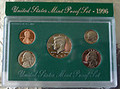 1996 - 2000 PROOF SETS