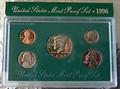 1996 - 2000 PROOF SETS