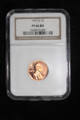 1971 S LINCOLN CENT PENNY NGC PF 66 RED #16-006