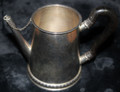 TIFFANY & COMPANY VINTAGE STERLING POT CUP 3/4 PINT 6281 5218 (9.47 TROY OUNCES)