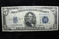 1934-D $5 Silver Certificate