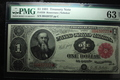 $1 1891 Treasury Note