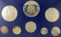 1976 Barbados Sterling Silver Proof set