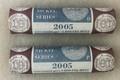 2005 Westward Nickel Rolls Set P & D
