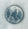 Austrian Thaler Silver Theresa Coin