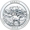 2012 5oz Silver ATB (Denali National Park and Preserve, Alaska)