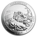 2014 5oz Silver ATB (Shenandoah National Park, Virginia)