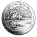 2014 5oz Silver ATB (Great Sand Dunes National Park and Preserve, Colorado)