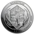 2015 5oz Silver ATB (Homestead National Monument of America, Nebraska)