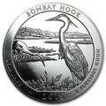 2015 5oz Silver ATB (Bombay Hook National Wildlife Refuge, Delaware)