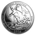 2016 5oz Silver ATB (Fort Moultrie, South Carolina)
