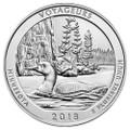 2018 5oz Silver ATB (Voyageurs National Park, Minnesota)