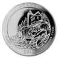 2012 5oz Silver ATB (Acadia National Park, Maine)