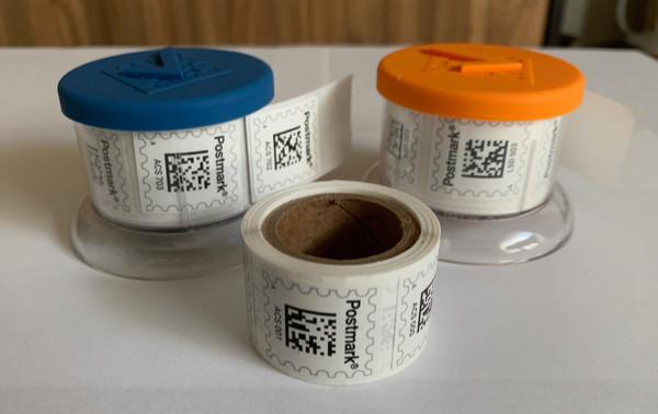 Scanback Starter Kit in Blue or Orange