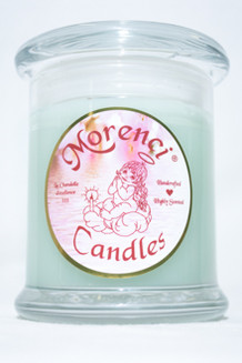 An inviting fresh clean scent infused with a whisper of crispness enlivened by earthy wood notes and the barest hint of healing minerals...Relaxing! (Color-Spa Green)
