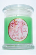 A lovely innocent & delicate feminine perfume with clean fresh notes. Morenci chose this one herself! (Color-Bright Green)