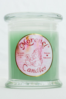 A refreshing warm blending of rich Tuscan Lemon Grass, Verbena and Italian Spices make this scent a very enticing combination. A lovely and pungent fragrance.  (Color-Pastel Green)