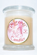 Warm and relaxing fragrance of a luscious creamy smooth vanilla with a kiss of a secret ingredient. (Color-Ivory)
