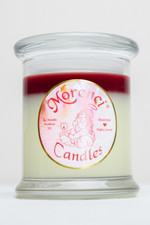 In this case of Twenty Four 12 oz candles, you can choose all the same or a variety of Morenci scented candles.
