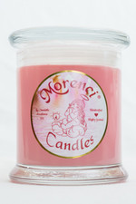 A delicious delicacy of succulent ripe strawberries sliced and swirled into creamy rich sweet cream with a splash of citrus. (Color-Pink Puff)