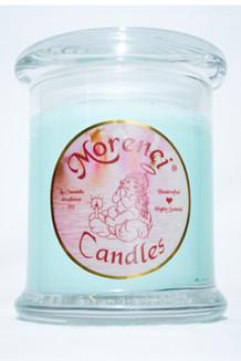 A clean crisp breeze flowing across an ocean shore. A clean Zesty-Irish Spring clean sudsy scent. (Color-Aqua)