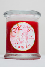 A tantalizing red citrus with a crisp, sharp tart fragrance. (Color-Red)