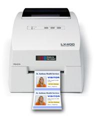 LX400 printing name tags