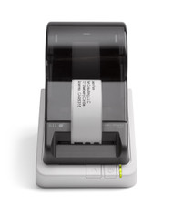 Seiko Smart Label Printer 620 printing an address label