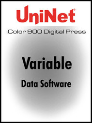 iColor 900 Digital Press Variable Data Software